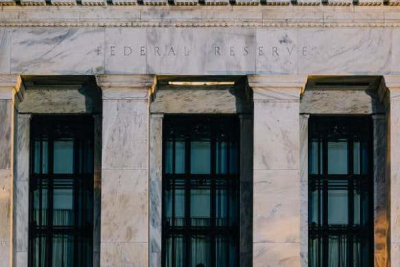 The Federal Reserve in Washington DC.